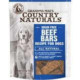 Grandma Mae's Country Naturals - Country Naturals Dog Treat - Beef - 5oz