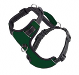 BayDog - Chesapeake Harness- Green - Medium