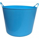 Tuff Stuff Products - Flex Tub  - Sky Blue  - 16 Gallon