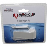 Gulfstream Tropical Aquar - Feeding Clip Aquatic - Gray - Small/Medium