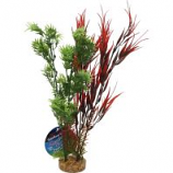 Blue Ribbon Pet Products -Color Burst Florals Water Harvest Plant - Red - Large