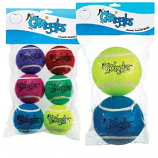 Griggles - Classic Tennis Balls - 2.5Inch - 6Pack