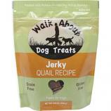 Walkabout Pet Treats - Walk About Grain Free Dog Jerky - Quail - 5.5 oz