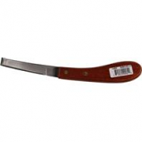 Partrade - Wide Single Blade Hoof Knife - Right Handed - 8 Inch