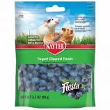 Kaytee Products - Fiesta Yogurt Dipped Treats - Blueberry - 3.5 oz