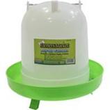 Ware Manufacturing - Chicken Drinker - White / Green - 8 Liter