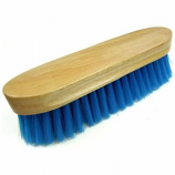 Imported Horse Supply - Bedford Brush - Blue - 9 x 2.5 Inch