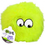 Quaker Pet Group - Godog Furballz With Chew Guard - Lime - Small