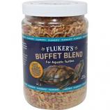 Flukers - Buffet Blend Aquatic Turtle Formula - 12  oz