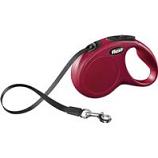 Flexi North America - Classic Medium Tape Retractable Leash - Red - 16 Ft