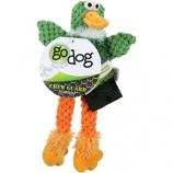 Quaker Pet Group - Godog Checkers Skinny Duck - Mini