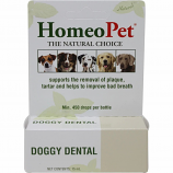Homeopet - Homeopet Doggy Dental Drops - 15 Ml