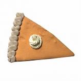 Bubba Rose Biscuit - Pumpkin Pie Slices (Case of 12)