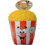 Ethical Dog -Fun Food Jumbo Popcorn Plush Toy - Assorted - 11 Inch