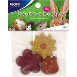 Ware Manufacturing - Bird / Sm An - Critter Ware Health-E-Bouquet - Assorted