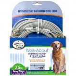 Four Paws - Trolly Excerciser Heavy Weight - Silver - 75 Feet