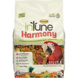 Higgins Premium Pet Foods - Intune Harmony Food & Treat In One - Macaw - 3 Lb