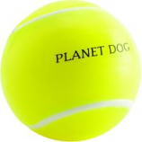Planet Dog -Usa Tennis Ball Orbee Tuff Dog Toy - Yellow - 2.5 Inch