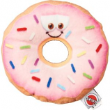 Ethical Dog - Fun Food Donut Plush Toy