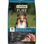 Canidae - Pure - Canidae Pure Grain Dry Dog Food - Duck/Brown Rice - 4 Lb