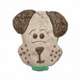 Bubba Rose Biscuit - Dog Head Cookies (Case of 8)
