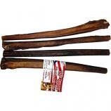Best Buy Bones - Usa Odor - Free Super Bully Stick - Natural - 12 Inch
