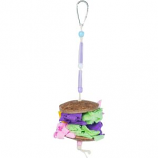 Prevue Pet Products - Prevue Appeteaser Bird Toy - Assorted - Small
