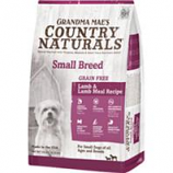 Grandma Mae S Country Nat - Country Naturals Grain Free Lid Small Breed Dog - Lamb - 14Lb