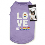 Zack & Zoey - Love is Love Tank - Large