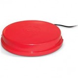 K&H Pet Products - Heated Poultry Base - Red - 80 Watts