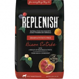 Replenish Pet - Replenish Dog Food With Active 8 - Bison - 4 Lb