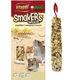 A&E Cage Company - A&E Treat Stick Rodent Twin Pack - Cheese - 2 Pack