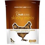 Manna Pro - Fruitables Skinny Minis Soft Chew Dog Treat - Chicken - 5 oz