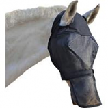 W F Young - Insecticide - Fly Mask With Removable Nose  -Without Ears