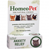 Homeopet - Anxiety Relief Feline - 15 ml
