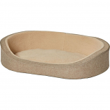 Midwest Homes For Pets - Quiet Time Deluxe Hudson Pet Bed - Tan - Medium