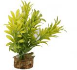 Blue Ribbon Pet Products - Color Burst Florals Laurel Leaf - Yellow - 1.25X1.25X3.25 Inch