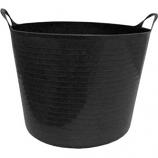 Tuff Stuff Products - Flex Tub - Black - 12 Gallon
