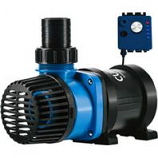 Current Usa - Eflux Dc Flow Pump Loop Compatible - Black / Blue - 3170 Gph
