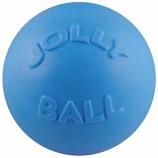 Jolly Pets - Bounce-N-Play Ball - Light Blue - 4.5 Inch