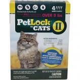 PetIQ - Flea & Tick - Petlock Ii Flea & Tick Control Cat - Over 9 Lb/4 Pac