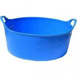 Tuff Stuff Products - Flex Tub  - Sky Blue  - 4 Gallon