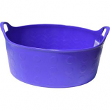 Tuff Stuff Products - Flex Tub  - Purple  - 4.2 Gallon
