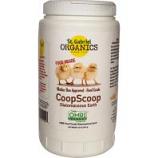 St Gabriel - Poultry -Coopscoop 100% Food Grade Diatomaceous Earth - 20 Oz