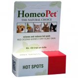 Tomlyn - Homeopet Dog Hot Spots Relief