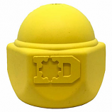 SodaPup - ID Cap Nut Chew Toy - Large - Yellow
