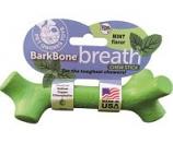 Pet Qwerks -Barkbone Breath Chew Stick - Mint - Medium