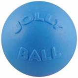 Jolly Pets - Bounce-N-Play Ball - Light Blue - 6 Inch