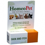 Tomlyn - Dog Homeopet Skin and Itch - 15 ml
