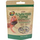 Zoo Med -Lizard Flower Food Topper - 21 Ounce